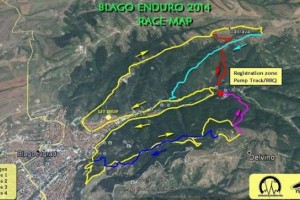 Blago Enduro Race 2014