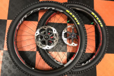 FULCRUM RED FIRE 500 Wheelset Complete