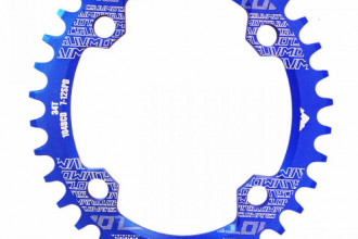 MOTSUV Oval Nrrow-Wide Chainring