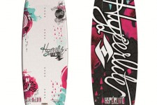 2013 Hyperlite Maiden 134 Wakeboard